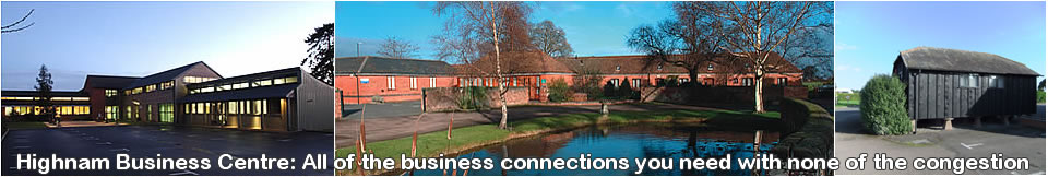 Highnam Business Centre